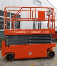 Plataforma de elevación hidráulica/hidráulica ascensores de tijera