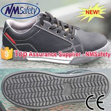 NMSAFETY casual safety shoes for men from China
