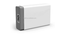 New Intelligent 5-Port USB Charger, 5 hole rectangular charger