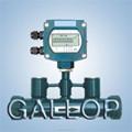 Ultrasonic bajo consumo de energía medidor de agua