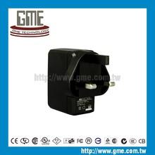 AU US EU Plug 5V 0.5A USB Power Adapter 220V