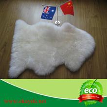 wholesale lamb fur/ sheep rug made in china