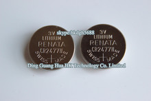 Original button cell 3v lithium battery CR2477N coin cell