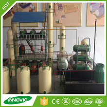 Eco-friendly New Design Waste Motor Oil Purifying To Diesel/Base Oil