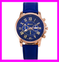 KD2668 Fashionable Handmade Geneva Brand Woman Watches 2015