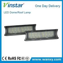 12v auto led dome light roof light led light roof bar for BMW E87 E90 E91 E92