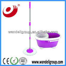 2014 newest household item whirl 360 degree easy spin mop as seen on tv