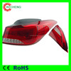 2014 wholesale Auto Parts Factory supply For Hyundai Avante update model LED Tail Light 2years warranty