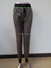 2015 Newest fashion autumn Trousers ,ladies casual pants, career apparel (MQ-4)