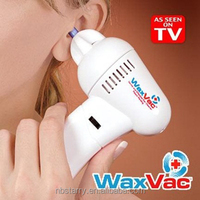 Wax Vac Ear Cleaner As Seen On TV Vaccum Ear Cleaner