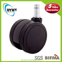 60mm casters, office chairs accessories