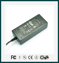 Desktop 60W 24V2.5A AC-DC switching power adaptor/charger with UL,CE,FCC,GS,SAA approved