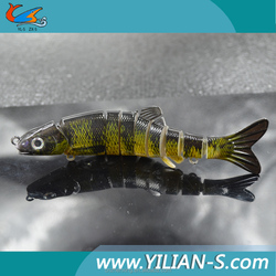 2016 new fishing sport 115mm vivid 3d eyes carp terminal super tackle