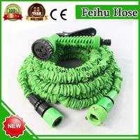 alibaba shop flexible garden hose/sprinkler nozzle with blue hose/high pressure car washer hose