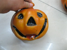 Halloween Decorative Craft Wholesale Vegetables Artificial Pumpkin