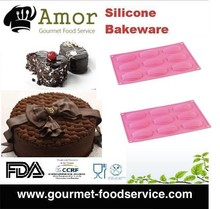 Ornaments Silicone Chocolate Cake Baking Mold Bakeware Silicone Mold