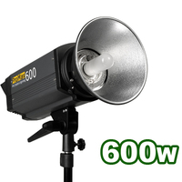Blazzeo ProMax 600W studio continuous lighting strobe photography shooting light