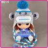 knitting children's winter hats knitted monkey crochet hats for babies
