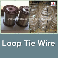 china anping factory Electro Galvanized Iron Wire on spool