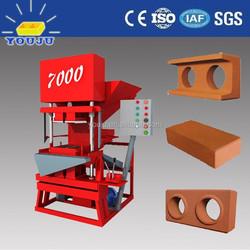 cheap machines to make money eco master 7000 multifuction fly ash bricks making machine