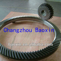 hypoid spiral bevel gear for Oil Drilling Rig