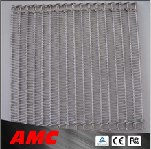 China Supplier High Quality Temperature Food Industry Resistance Stainless Steel Spiral Grid Belt