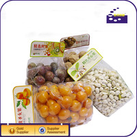 Stand Up Food Pouch Bag for Dried Fruit Packaging