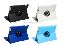 360 Degree Rotating Stand Case With Auto Sleep Feature Leather Case For IPad mini 3 Case
