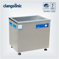 Industrial ultrasonic oil filter cleaning system ultrasonic cleaner with oil filter and water circulation system