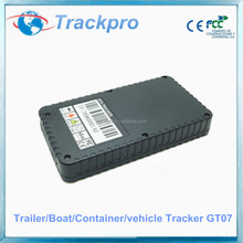 GTracker GSM GPRS SMS Car Vehicle container Tracking Alarm Spy gt07 Real time