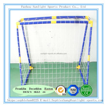 Plastic soccer goal with free sample