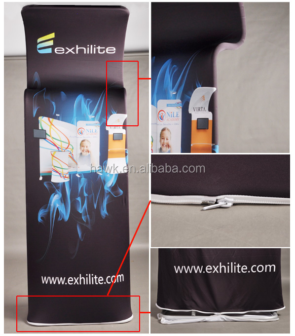 wholesale trade show exhibition stands (3D-80C)