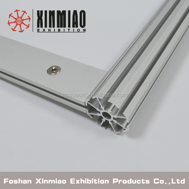 Aluminium support pameran salon profil en aluminium pour for Panneau stand salon