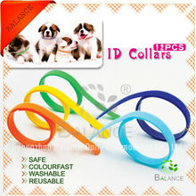 customized Puppy ID band/pet collar tags