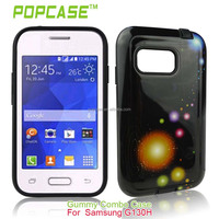 FOR SAMSUNG GALAXY YOUNG 2 G130 HEAD CASE OUTER SPACE PHONE FUNNY AMAZING COVER