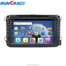 8 inch android 4.2.2 vw navigation with 3G wifi