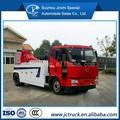 Wrecker abschleppwagen for sale/faw j6 4x2 hängen gemeinsame wrecker lkw, 60 tonnen rotator abschleppwagen lkw