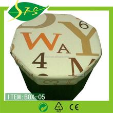 Fashion Design Collapsible Storage Container Non-woven Fabric Storage Box