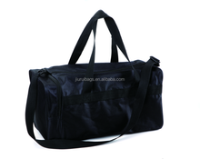 600D duffel travel sport bags with adjust the shoulder strape