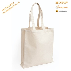 2015 wholesale canvas tote bag/blank canvas totes/blank canvas bag
