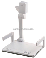 Visualizer and document camera with 3.2MP pixels and USB interface