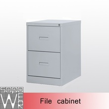 The best selling disassemble 2 doors grey metal storage file cabinet
