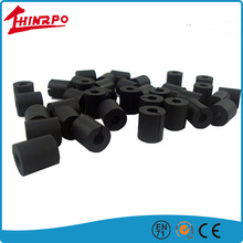 Customized high temperature resistant silicone rubber feet/food grade silicone rubber stopper