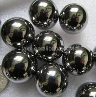 """AISI 316 / 316L polished 1/4"""" 4mm stainless steel ball for sex toy"""