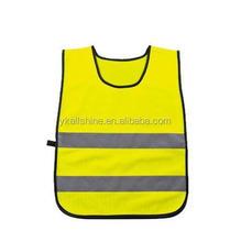 EN1150 kids reflective safety vest