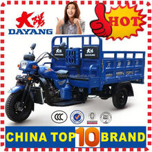 China BeiYi DaYang Brand tricycle 150cc/175cc/200cc/250cc/300cc 3 wheel motorcycle 3 wheel car for sale