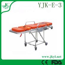 hospital ambulance stretcher cot