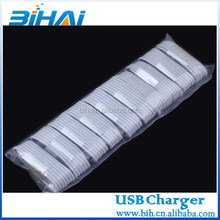 New 1M Mobile Phone USB Cable Date Sync Charging Charger Cable for iPhone 6 6 Plus 5 5S iPad 4 air mini 1 2 Match Newest IOS 8
