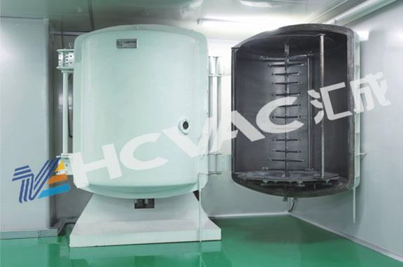 Cm plastik krom kaplama makinesi/krom vakum kaplama makinesi/vakum metalize krom( DN-)