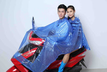 OEM fashion adult bike poncho, motorcycle poncho european style all cover raincoat